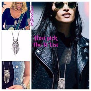 💖HP💖 stella & dot ~ chiara pendant necklace